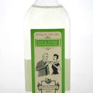 GIN & TONIC SHOWER GEL